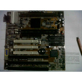 Mainboard Pentium 2 Slot1 3isa/4pci/agp 2com/lpt