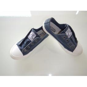 Sapatênis Tênis Zara Menino 26 27 Azul Infantil All Star
