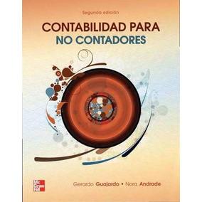 Libro: Contabilidad Para No Contadores - G. Guajardo - Pdf