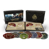 Blu-ray+dvd Harry Potter - Hogwarts Collection (31 Discos)