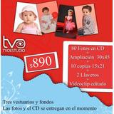 Book De Fotos De Bebés,15 Años,casting ,murales, Fotolibros