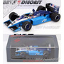 1/43 Spark Ligier Renault Js27 Rêne Arnoux F1 1986 England