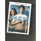 Kyle Xy - Temporada 2.0 - Revelações 4 Dvds Lacrado