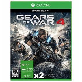 Gears Of War4 Disco Original,empaque Generico, Envio Gratis