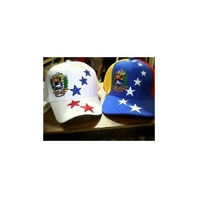 Gorras De Venezuela 7 Estrellas Tienda Fisica Punto De Venta
