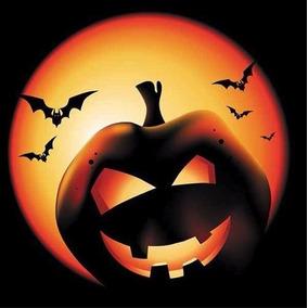 Kit Imprimible Halloween Invitaciones Fiesta Cumpleaños
