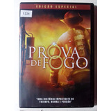Dvd Prova De Fogo Original Fireproof Edição Especial