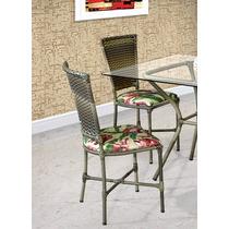 Cadeira Para Cozinha Em Fibra Sala De Jantar Valor Unitário