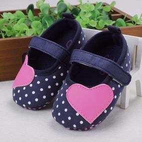 Sapatos De Bebê Mary Jane