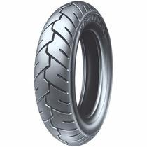 Pneu Moto 3.50-10 59j Tl/tt S1 Michelin - Burgman Traseiro