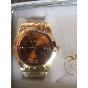 Relógio Condor Feminino Com Pulseira Co2115st/4x
