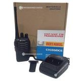 Radio Motorola Portatil Transmisor Alto Alcance, Profesional