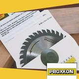 Disco De Serra P/ Microserra Circular Proxxon Fet 36 Dentes