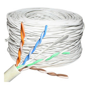 Cable De Red Utp Cat 5e Interior 10 Metros Camaras Cctv