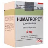 Humatrope Lilly - Hormona De Crecimiento Real