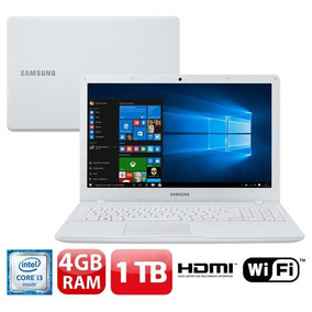 Notebook Samsung Essentials E34 Intel Core I3-6006u,4gb,1tb