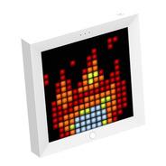 Painel Inteligente Led Smart Pixel Divoom Pixoo Rgb Branco