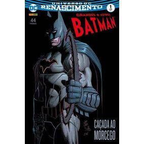Renascimento Batman Grandes Astros Varias 1 A 14 Cada