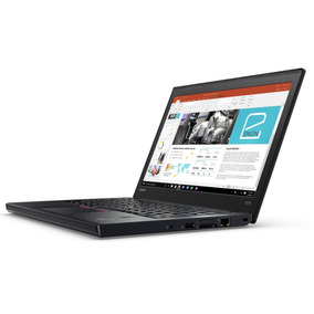 Notebook Lenovo X270 I7 7500u 16gb 256ssd W10p La Plata