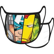 Máscaras de Boca Reutilizáveis a partir de