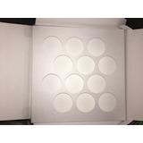 Separador Porta 12 Cupcakes Para Caja De (30x30x10) X 10unid