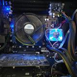 Tarjeta Madre Intel Extreme Dx58so + Cpu I7 950