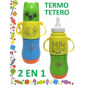 Termo Tetero Plastico