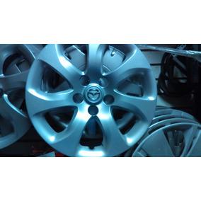 Tapon De Mazda 3 2010 A 2014 Rodada 16