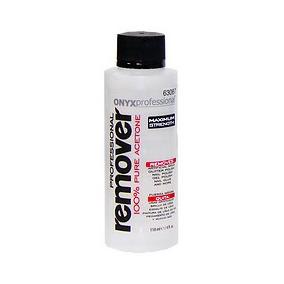 Acetona 100% Pura Removedor Profesional (4 Onzas) Onyx