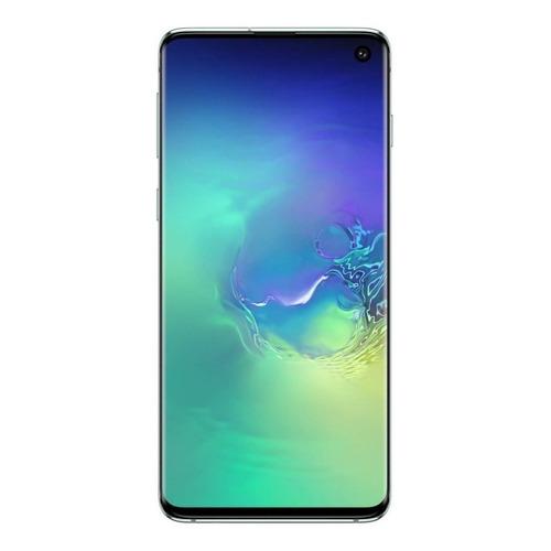 Samsung Galaxy S10 128 GB verde prisma 8 GB RAM