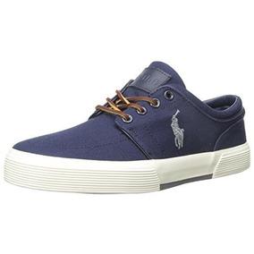 Zapatos Hombre Polo Ralph Lauren Faxon Low Rubb Talla 39