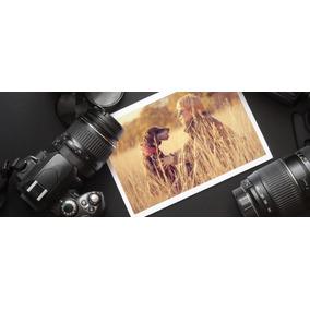 Impresión Papel Fotográfico Profesional (6x4pulg)(10x15cm)
