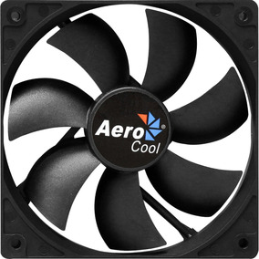 Kit 5 Cooler Fan 12cm 120mm Dark Force En51332 Aerocool