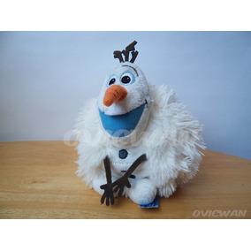 Peluche Olaf 10 Cm Hide Away Pets Frozen Disney Dy136