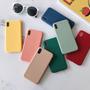 Milk Tea Color-Thickened Tpu1.55-iPhone11