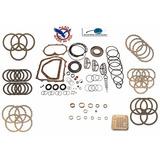 Kit De Reparación Caja Automática Chrysler Pacifica