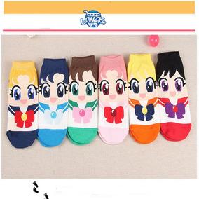 Calcetines De Algodón Serie Sailor Moon