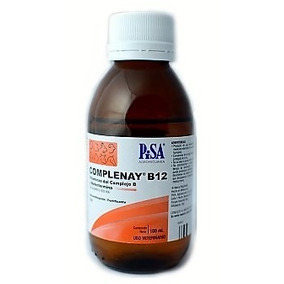 Vitamina Del Complejo B Para Perros Y Gatos. Cont. 100ml
