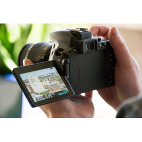 Nikon D5500 Camara Reflex- Saltacapita