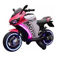 Moto A Bateria 12v Rueditas Mp3 Luces Zaki Babymovil Full