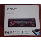 Auto Estereo Sony Mex-n4150bt Bluetooth