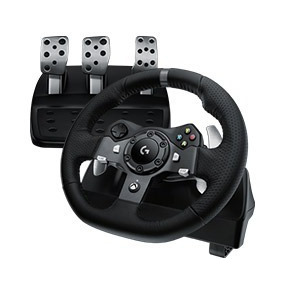 Volante Logitech G920 Xbox E Pc Pronta Entrega