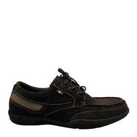 Zapatos Stork Man Mosises Negros T 40/45