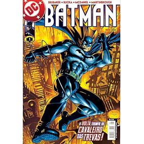 Batman 1ª Série Da Panini! Vários! R$ 10,00 Cada!