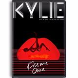 Kylie Minogue Kiss Me Once Live Discos 2 Cds + Dvd