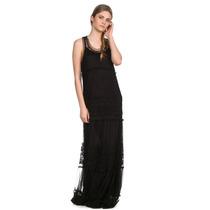 Vestido Mujer 47 Street Largo Indi