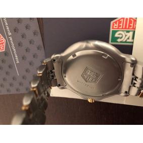 a09ef8319b8 Relogio Tag Heuer Em Ouro - Relógios De Pulso no Mercado Livre Brasil