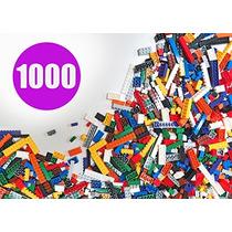 Los Ladrillos De Construcción - Regular Colores - 1.000 Piez
