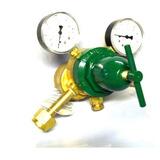 Regulador Duplo Estágio Para Oxigênio R202 White Martins