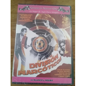 Division Narcoticos ( Dvd ) Julio Aldama / Olivia Michel